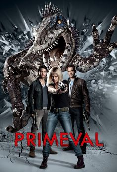 Primeval my new ish!