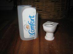 Nasun nukkekoti / Nasu's Dollhouse: Pytty - Toilet