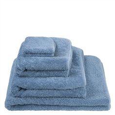 Spa Wedgwood Towels