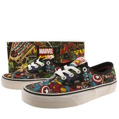 Avenger vans! So cool!