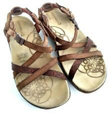 Details about FitFlop Sling Womens Size 9 Brown Thong