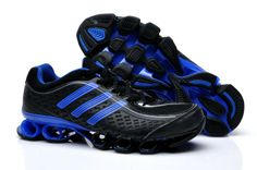 Tenis Adidas Bounce Mens Black Blue Sport Running Shoes adidas la trainer  Regular Price   185.00 69a9a00bbfe