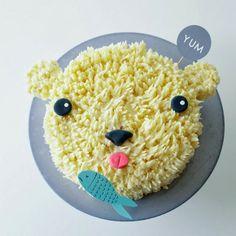 Polar Bear Cake DIY for Handmade Charlotte - Coco Cake Cupcakes--Vancouver BC by Lyndsay Sung