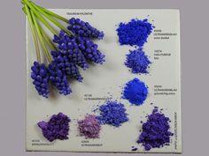 Image result for ultramarine blue vs cobalt blue