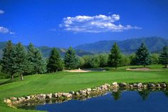 Park City is a spectacular place for golf - especially when the skies are blue and the mountainsides are green! Book a Park City vacation rental in the Spring or Summer to enjoy the bright, vibrant colors of the season!