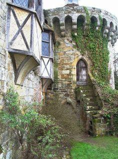 Medieval Sudley Castle, Kent