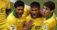 Neymar fue elegido el mejor jugador de la Copa Confederaciones. (Internet)