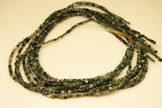 1strand  natural african turquise star sized 4.5mm