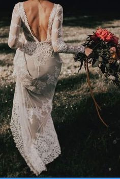 Long Sleeve Wedding Dress   Lace sleeve wedding dress #weddingdress #weddinggown #bridalgown #bridaldress #bridedress