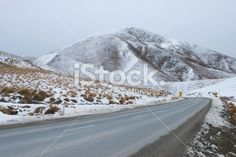 Snowy Day on Lindis Pass, Otago Region, NZ Royalty Free Stock Photo Snowy Day, Royalty Free Stock Photos, Photography, Outdoor, Image, Outdoors, Outdoor Games, Photograph, Outdoor Living