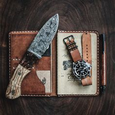 Restocked on our Shell Cordovan Watch straps and Field Notes Wallets. Knives should be available next week. #gearforthefrontier #bexargoods www.bexargoods.com