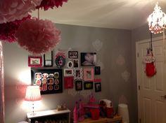 Toddler to little girl's room
