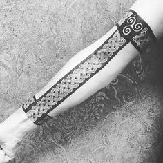 Check out Witches tattoo or other celtic arm tattoo designs that will blow your mind, tattoo ideas that will be your next inspiration. Rune Tattoo, Knot Tattoo, Witch Tattoo, Norse Tattoo, Celtic Tattoos, Viking Tattoos, Arm Band Tattoo, New Tattoos, Tattoos For Guys