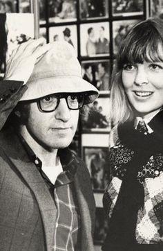 Woody Allen & Diane Keaton.
