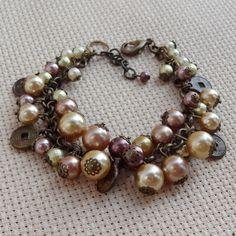 Pulseira Pérolas Chic - Chic Pearls Bracelet | Beat Bijou | Elo7