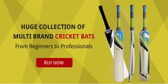 Largest Cricket Bat Collection online shopping at Damroobox.com
