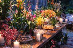 Mesa de doces #casamento #mesadedoces  ..:: Fabio Borgatto e Telma Hayashi - Decoração de Eventos ::..