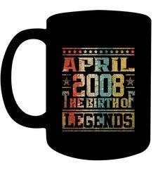Retro The Birth Legend April 1933 Birthday Gifts 85 yrs.png Coffee Cups Mugs 36th Birthday, 23rd Birthday, Birthday Cup, Birthday Gifts, Funny Gifts For Men, Coffee Gifts, Baby Shower Gifts, Coffee Cups, Mugs