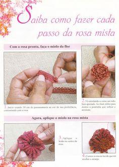 COLETÂNEA DE PASSO A PASSO DO BORDADO SIANINHA - ***VIVIANA/TEL*** - Álbumes web de Picasa