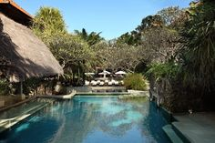 Nestled along the golden shores of Sanur Beach in Bali, only a drive from Denpasar Town, Puri Santrian boasts 2 spectacular outdoor pools, free. Sanur Bali, Ubud, Denpasar, Resort Villa, Resort Spa, Bali Accommodation, Sunrise Yoga, Paradise Hotel, Go Guide