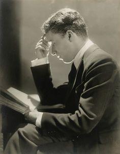 "Baron Adolf de Meyer 1921 ""Charlie Chaplin"""