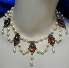 renaissance jewelry - Google Search
