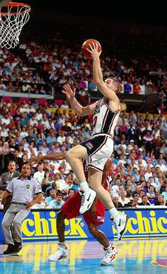 "Chris Mullin USA Basketball Team ""Dream Team"""