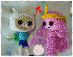 La Princesa Chicle y Finn