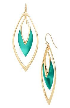 Alexis+Bittar+'Lucite®'+Oscillating+Marquise+Drop+Earrings+available+at+#Nordstrom