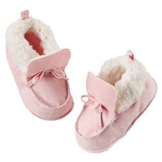 Carter's Moccasin Slippers   Carters.com