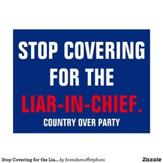 The GOP needs to stop covering for the Liar-in-Chief. #resist #persist #countryoverparty #anti-trump #postcard