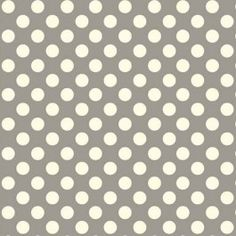 Tissu bouillon de couture - Polka dove grey