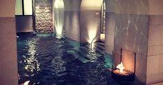Liked on Pinterest: Nordic Spa & Fitness at Grand Hôtel Stockholm More