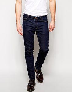 Ingrandisci ASOS - Jeans skinny indaco