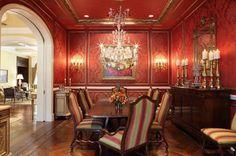 Hillsboro Mile - private residence - traditional - Dining Room - Other Metro - Ferwerda Interior Design