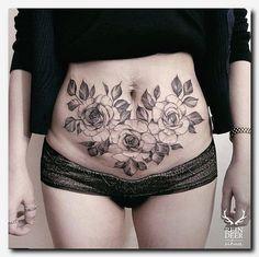 tattoo art 30+ Beautiful Scar-Concealing Tattoo Designs