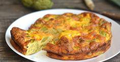 Mennyei Tészta nélküli brokkolis quiche recept! Rövid idő alatt szuper reggelit készíthetünk pár rózsa brokkoliból, tojásból, és sajtból. Próbáljátok ki ezt a Tészta nélküli brokkolis quiche receptet! Quiches, Fast Dinners, Breakfast Bites, Hungarian Recipes, Cooking Recipes, Healthy Recipes, Good Food, Food And Drink, Veggies