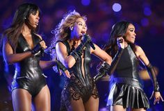 #Beyonce, #Destiny's Child Reunite for Explosive #SuperBowl Halftime Show..  It was the trio's first live show together since 2007, but their chemistry was as fierce as ever.