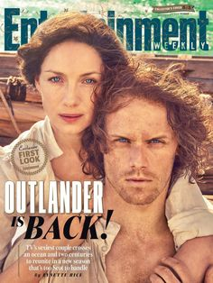 The Droughtlander is over. Check out four new photos from season 3 of 'Outlander'