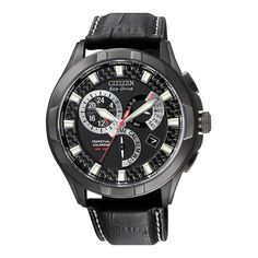 Citizen Calibre chronograph watch BL8097-01E £224