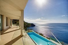 Luxury Mallorca property from Sotheby's Realty, Mallorca's premier estate agents. Browse our superior selection of stunning luxury Mallorca properties. Infinity Pools, Villa, Real Estate, Sea, Luxury, Outdoor Decor, Modern, Home, Majorca