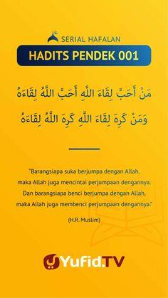 Remember one day one hadist Hadith Quotes, Muslim Quotes, Quran Quotes, Wisdom Quotes, Islamic Inspirational Quotes, Islamic Quotes, Muslim Ramadan, Moslem, Religion Quotes