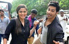 As per official reports Varun Dhawan and Alia Bhatt starrer Shhuddhi may hit the cinemas on Gandhi jayanti weekend next year