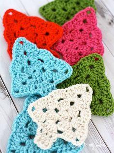 House Craft: Enfeites de Natal Fáceis em Crochê                                                                                                                                                                                 Mais