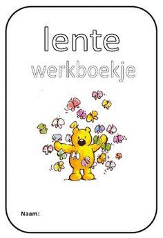 Juf Shanna: Lente werkboekje! (Gr 3&4) School Teacher, Primary School, Pre School, Elementary Schools, Speech Language Therapy, Speech And Language, School Themes, Hello Spring, Creative Kids