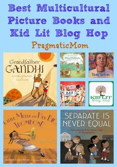Best Multicultural Picture Books and Kid Lit Blog Hop :: PragmaticMom