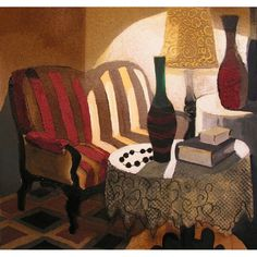 Things in the Life, oil on canvas, 60 x 60 cm, by Todor Ignatov - Toni  http://buyart.tonyignatov.eu/