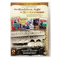 """""""The Golden Age of 2nd Avenue"""" Documentary on Yiddish Theatre"""