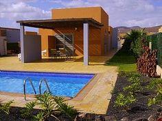 4 bedroom villa near golf in Caleta de Fuste (El Castillo) - 8064415 Costa, Villa, Golf, Holidays, Bedroom, Outdoor Decor, House, Home Decor, Antigua