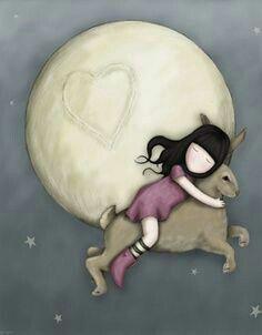 Jusqu'à la lune!